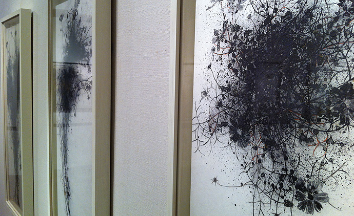 【展示終了】松浦翼 日本画展