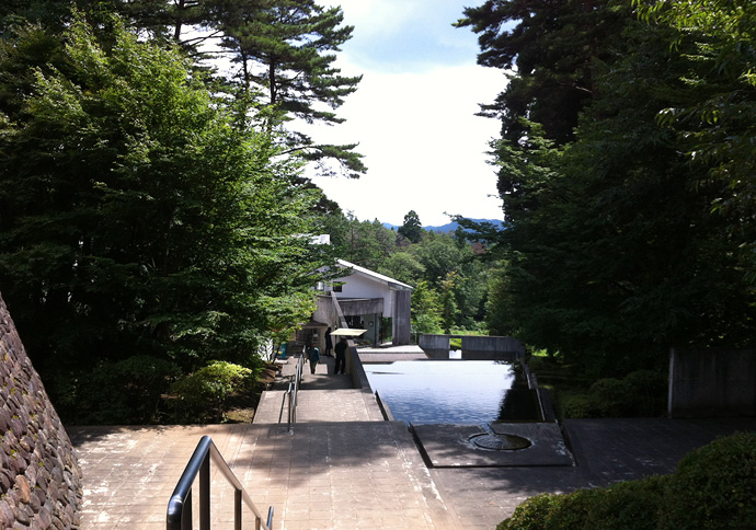 賢治のふるさとイーハトーブ。宮沢賢治記念館に行ってきた。