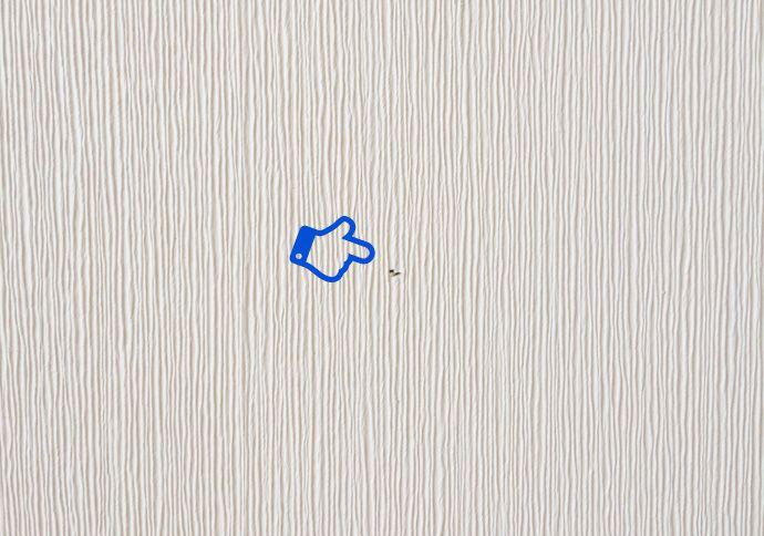 絵を飾りたい、でも壁に大きな穴をあけたくない。そんなときの『ハイパーフックかけまくり』試してみました